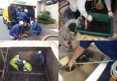 建築物排水管清掃